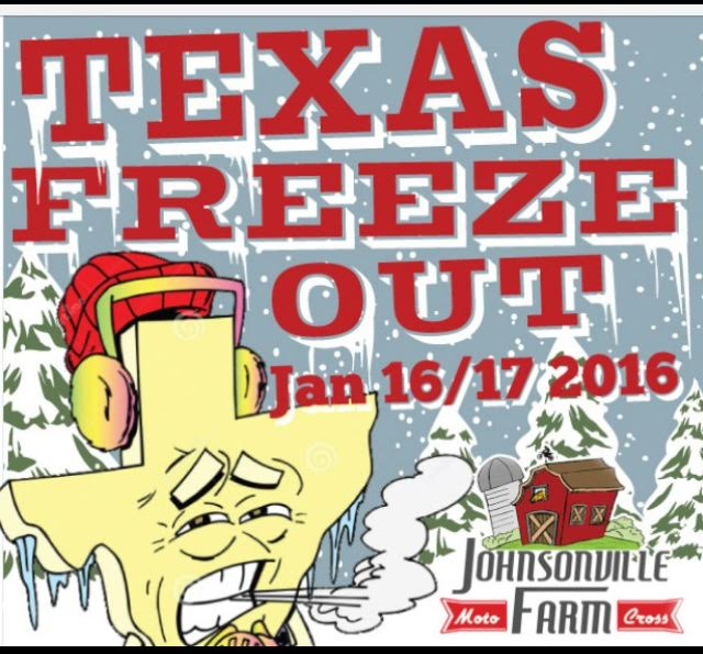 texas freeze out poster