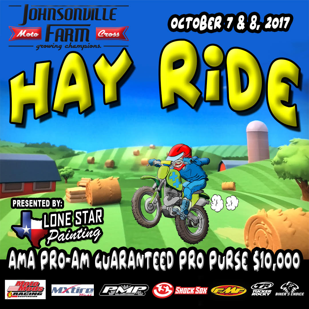 HAY RIDE FLYER